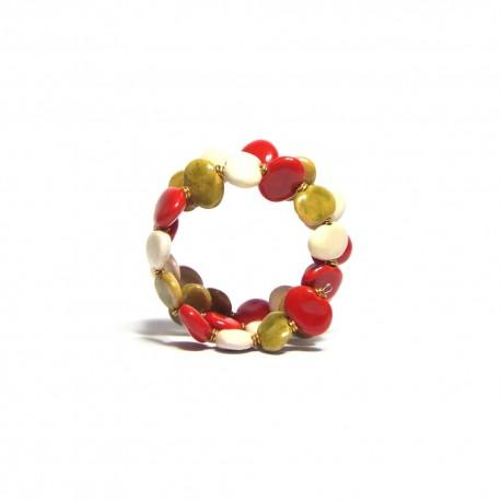 Shale MW Wood Pecker Bracelet