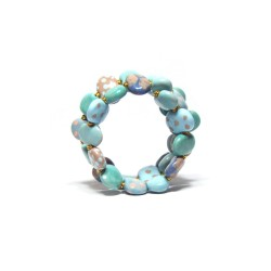 Shale MW Morning Glory Bracelet