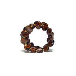 Shale MW Beehive Bracelet