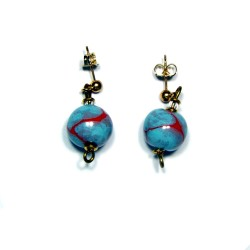 Boucles d'Oreilles Mini Shangani Indian Spring