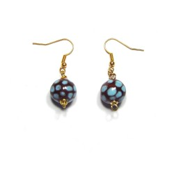 Retiro Joy Amber Earrings