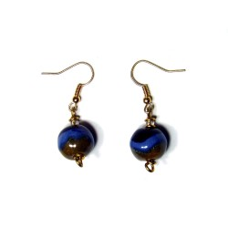 Shangani Lapis Earrings