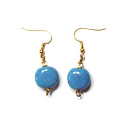 Tombola Skyline MOP Earrings