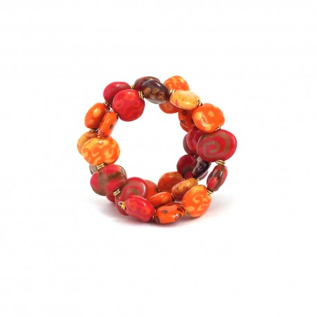 Shale M/W Fire Australia Bracelet