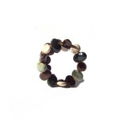 Shale M/W Lizard Bracelet
