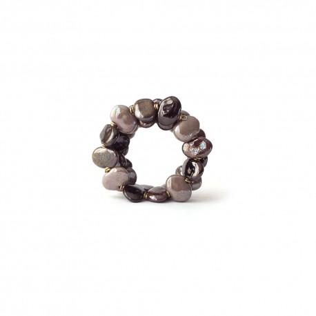 Shale M/W Café crème Bracelet