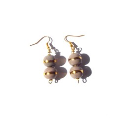 Kanga Wintersun Earrings