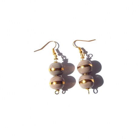 Kanga Wintersun Earrings