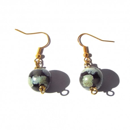 Boucles d'Oreilles PitaPat Earthling
