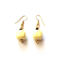 Mini Shangani MOP Magic Spring Earrings