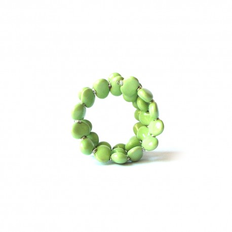 Dreamscape Soft Mint Bracelet
