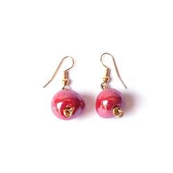 Mini Shangani MOP Autumn Secret Earrings