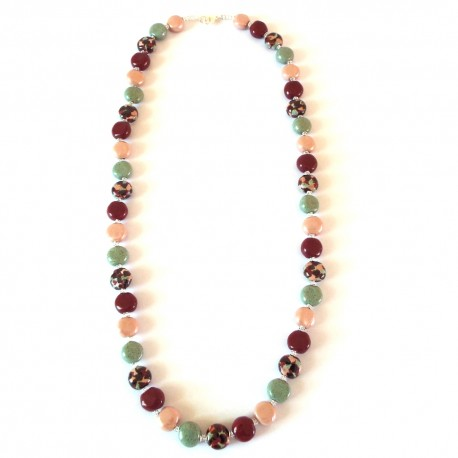 Tombola MOP Wixi Necklace