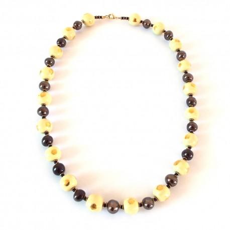 Doria W/G Vivid Yellow Necklace